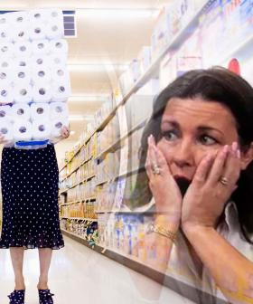 Laurel Saw This 'Bizzare' Thing In The Toilet Paper Aisle & I Think We've All Done It!