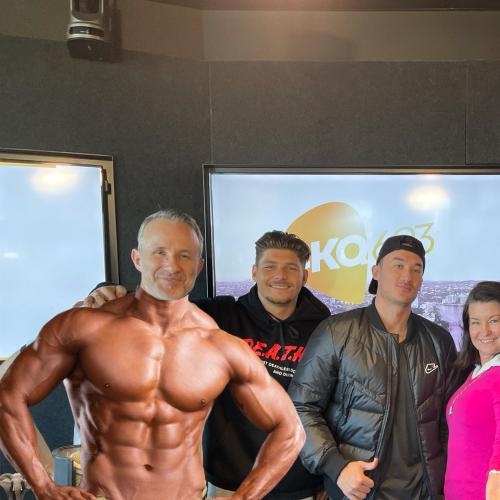 How Did A Visit From The Magic Mike Boys End With Gary & Mark Shirtless?
