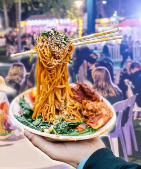 NOT A DRILL: Sweet News For Foodies...Brisbane's Night Noodle Markets Are Returning!