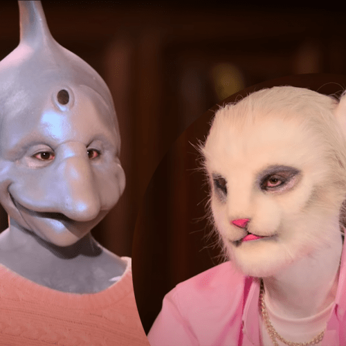 There's A New 'Masked' Dating Show Called 'Sexy Beasts' & I Have Nightmares