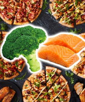 Domino's Have Added Broccoli And Salmon Pizzas So We Can Be Smarter
