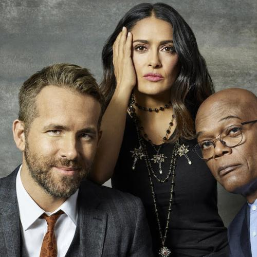 This Film Director Reveals What It's Like To Work With Ryan Reynolds, Salma Hayek & Samuel L Jackson!
