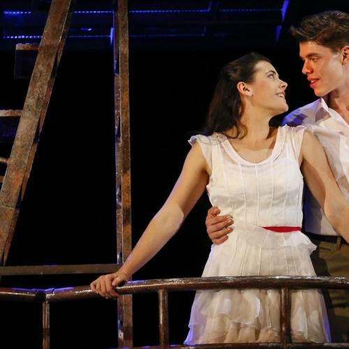 Brisbane Girl Sophie Salvesani Reveals How She Was Cast In The Award-Winning 'West Side Story' The Musical