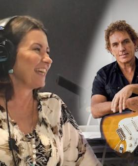 Here's What Happened When Ian Moss Showed Up For Dinner At Laurel's House!