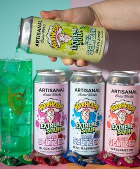 Some Mad Genius Has Created Boozy Warhead Seltzers And We Are Already Salivating