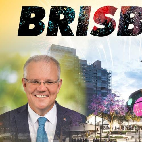 Scott Morrison Joins Laurel Gary & Mark To Talk About What The Brisbane 2032 Olympics Will Look Like!