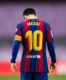 Lionel Messi Leaving FC Barcelona After Obstacles In Contract Renewal