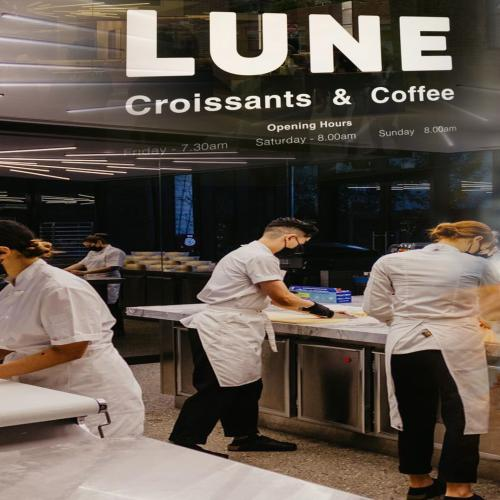 Lune Croissanterie Just Opened In Brisbane & Mark Faced This Dilemma!