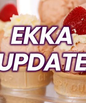 Ekka's CEO Brendan Christou Joins Us To Give An Important Ekka Update!