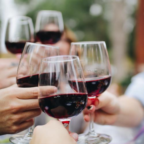 Research Shows Drinking Wine Can Lower Blood Pressure, So Pour Me A Glass!