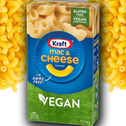 Kraft Have Krafted A Vegan Mac And Cheese