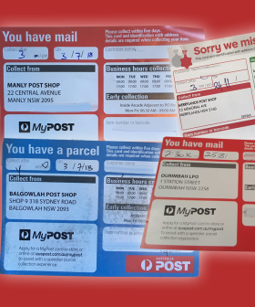 Aussies Have Noticed Postmen Have Been Leaving 'Missed Delivery' Cards Despite Residents Being HOME!!