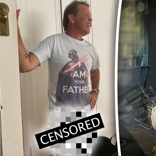 You Won't Believe What Thing Laurel Found Troy Wearing In The Bedroom!