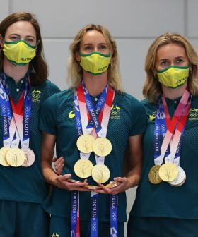 Cate Campbell Reveals How You Can Meet The Olympic Team In Brisbane!